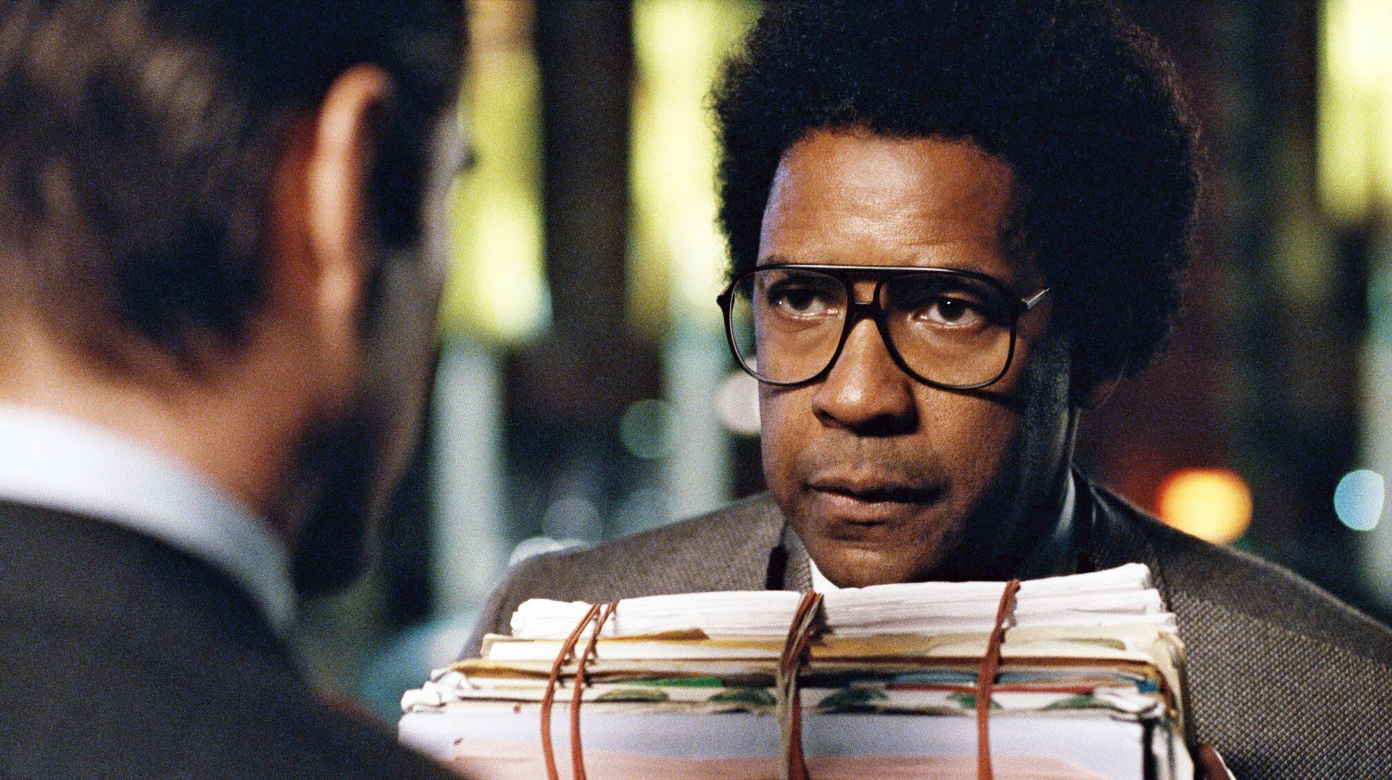 DENZEL WASHINGTON SECURES ACADEMY AWARD NOMINATION FOR SONY PICTURES' ROMAN J. ISRAEL ESQ.