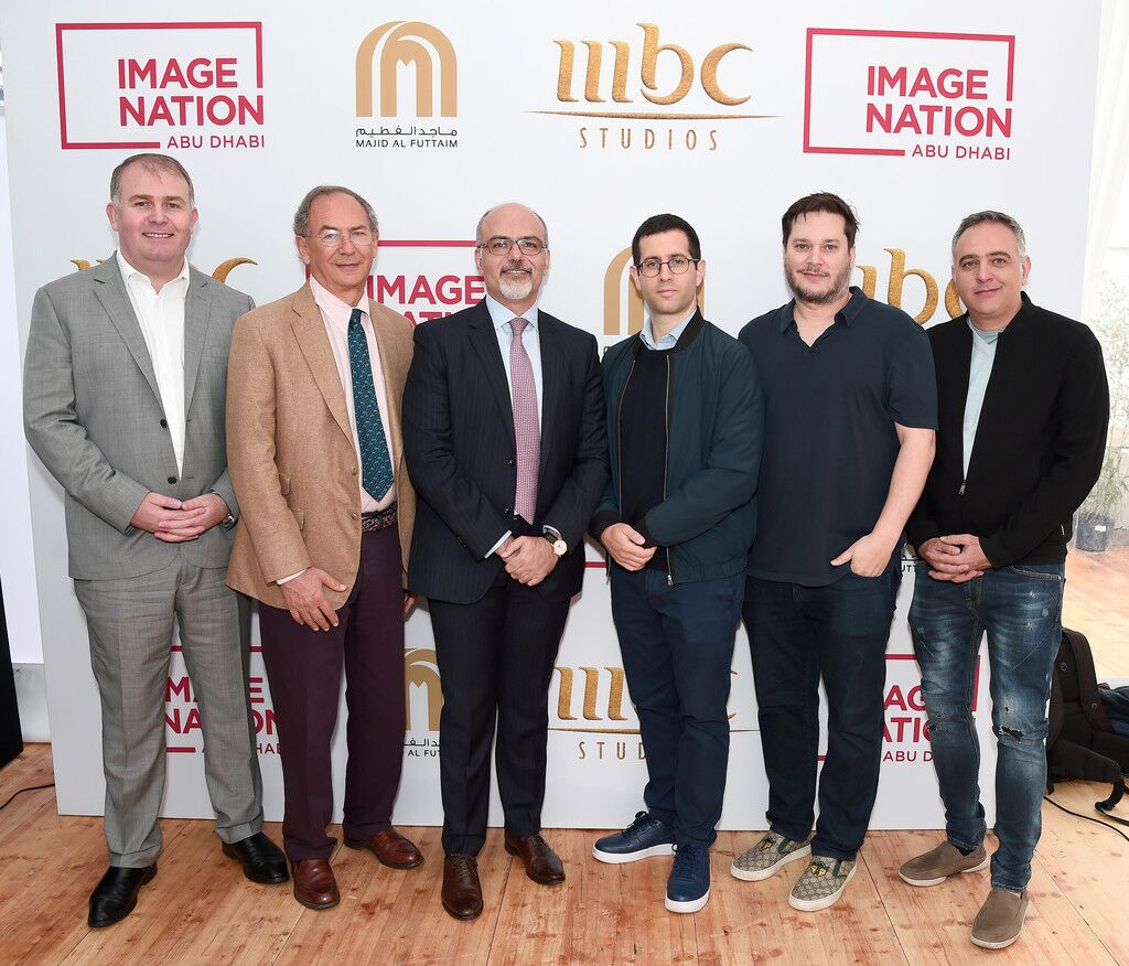 MBC GROUP AND IMAGE NATION ABU DHABI ANNOUNCE NEW FILM PARTNERSHIP