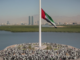 THE UAE REMEMBERS