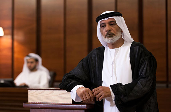 NETFLIX ACQUIRES WORLDWIDE DISTRIBUTION RIGHTS FOR IMAGE NATION'S LANDMARK EMIRATI LEGAL DRAMA