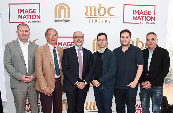 IMAGE NATION ABU DHABI, MAJID AL FUTTAIM AND MBC STUDIOS LAUNCH A LANDMARK PARTNERSHIP FOR MIDDLE EASTERN FILM AND TV PROJECTS