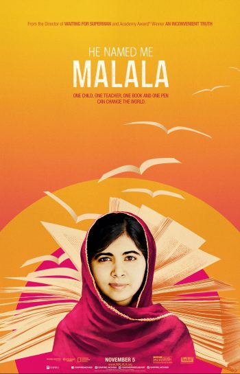HE NAMED ME MALALA image