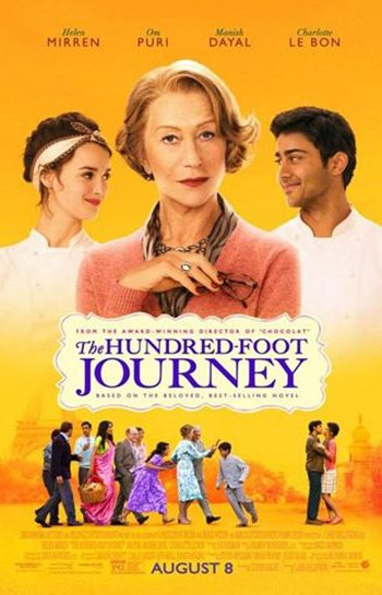 The Hundred Foot Journey image