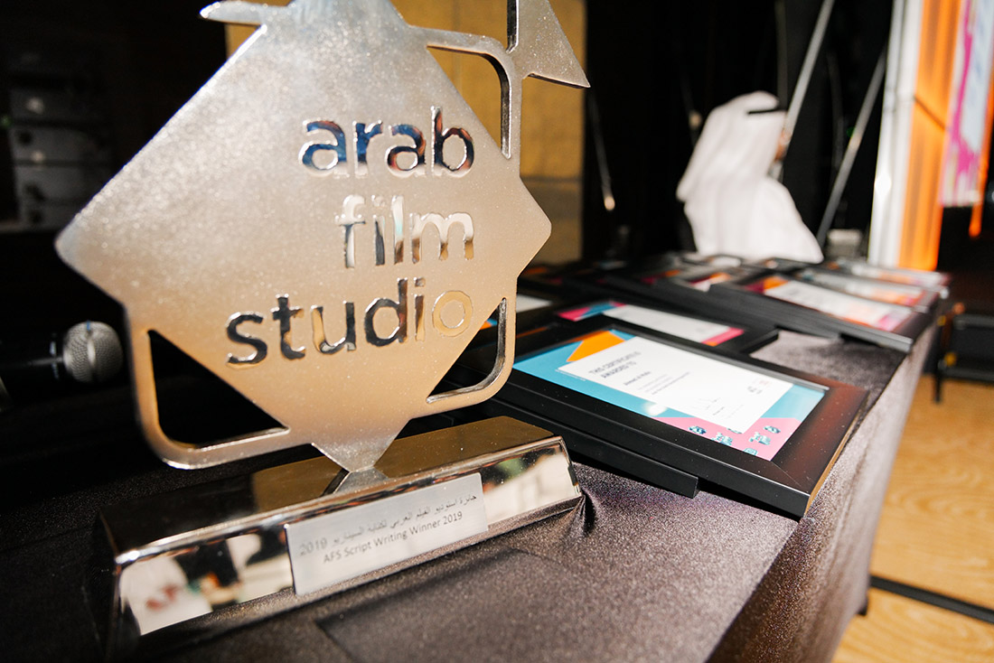 Image Nation celebrates rising filmmaking stars at Arab Film Studio 2019 Awards