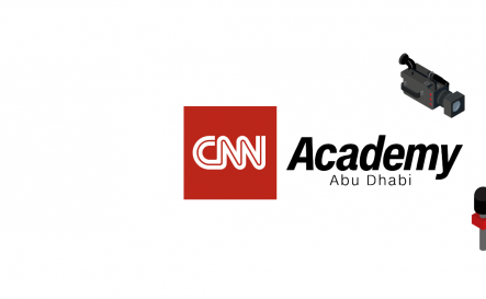 Learn multiplatform storytelling with CNN Academy Abu Dhabi image